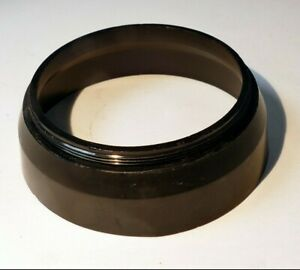 49mm Plastic Lens Hood Shade screw in  for 50mm f1.4 f1.8