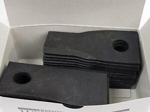 Bx/25 A&I A-700715575 CW Disc Mower Blade Agco Hesston, Massey Ferguson