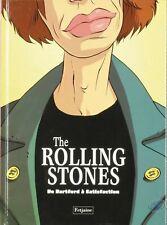 ROLLING STONES IN COMICS HARDCOVER NBM Comics Music HC