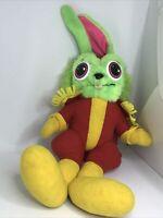 1991 Bucky O'Hare Plush ACE Novelty 19 Inch Plush Figure Teddy