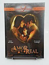 Alter's Amores de Leyenda Collection Amor Real DVD VERY GOOD REGION 1 & 4