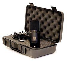 MXL MXL770 Cardioid Condenser Studio Microphone 770 Shock Mount Case