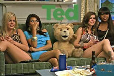 TED Movie Poster - Girls On Couch Full Size 24x36 ~ Seth MacFarlane Wahlberg