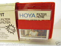 HOYA 52mm CREATIVE IMAGE OUTFIT  4x FILTER