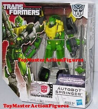 Transformers FALL OF CYBERTRON Generations AUTOBOT SPRINGER Voyager USA In Stock