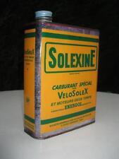 ENVELOPPE  DU 1e BIDON JAUNE + consigne 120.F  (AUTOCOLLANT)  SOLEXINE VELOSOLEX