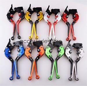 Folding Clutch Brake Levers for Honda NC700 NC750 NSR250 NSR125 RVF400 PCX150