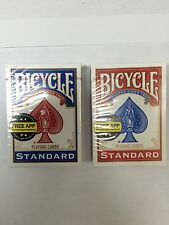 Bicycle Playing Cards standard Face Poker 12 Dozens New 1case