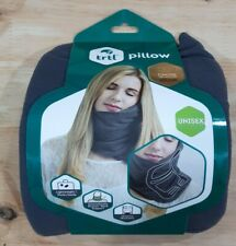 Trtl Travel Pillow Soft Neck Support - Grey