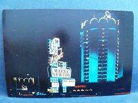 Postcard NV Las Vegas Vintage Sands Hotel Casino