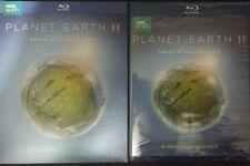 Planet Earth II (Blu-ray Disc, 2017, 2-Disc Set)
