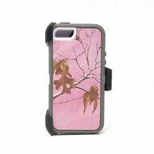 New Defender Rugged Case for Apple iPhone SE 5s 5 w/Belt Clip & Screen Protector