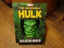 2015 DIAMOND SELECT TOYS--MARVEL THE INCREDIBLE HULK--GELATIN MOLD (NEW)