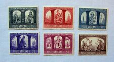 "Full Set of 1966 Vatican ""Christianisation of Poland"" Stamps (MNH)"