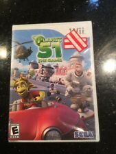 Planet 51 WII New Nintendo Wii Brand New Factory Sealed