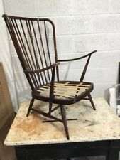 Vintage Retro Ercol Windsor 203/478 Armchair Fireside Chair With Cushions