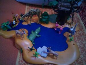 Playmobil, Große Wasserstelle, Nr.4827,aus2009