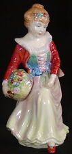 Paragon Porcelain England Figurine - Flower Girl 1940's