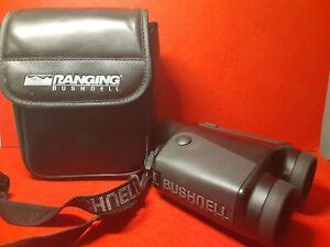 Bushnell Yardage Pro 800 - Laser Ranging System Measures Yards & Meters