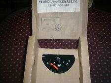 1980's AMC RENAULT ALLIANCE? 18I? FUEGO? NOS GAS FUEL GAUGE