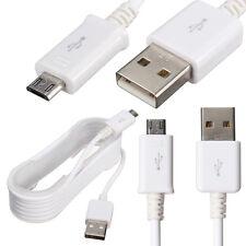 3m Micro USB Data Charging Cable Lead for Sony Xperia X XA Z5 Z3 Z2 Z1 Z (White)
