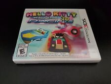 Hello Kitty And Sanrio Friends 3D Racing [3DS] [Nintendo 3DS] [Brand New!]