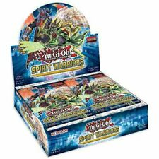 YU-GI-OH! TCG Spirit Warriors Booster Box Includes 24 Booster Packs