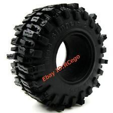 "US Shipping 4pcs RC 2.2 Crawler Tires Tyre 124mm Fit 2.2"" Beadlock Rims Wheels"