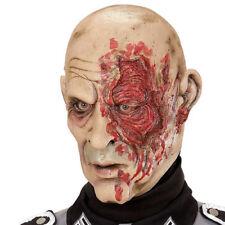 Zombiemaske Weltkriegsgeneral Latexmaske, Halloweenkostüm Zubehör Blutmaske