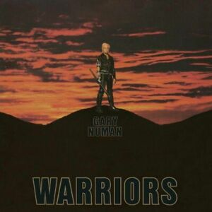 Gary Numan - Warriors (LTD Orange Vinyl) VINYL LP