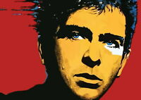 138517 PETER GABRIEL Decor Wall Print POSTER
