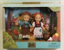 New 2000 Barbie Kelly Tommy Doll Hansel & Gretel 2nd In The Collection #28535