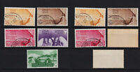 ITALY 1935 Bellini Airmail Used  Sc.C79-C83 (Sa.A90/A94)