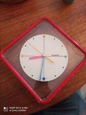 Horloge Murale Casio Iq 22 Vintage fonctionne