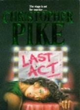 Last Act (Lightning),Christopher Pike