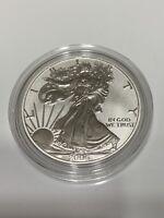 2006-P Silver  Eagle $1   Reverse Proof 20th Anniversary