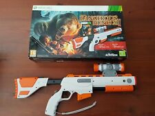FUCILE XBOX 360 CABELAS DANGEROUS HUNTS + GAMES