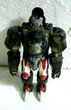 BEAST WARS TRANSFORMERS Optimus Primal Black Jack Action Fig (1997) - Kenner