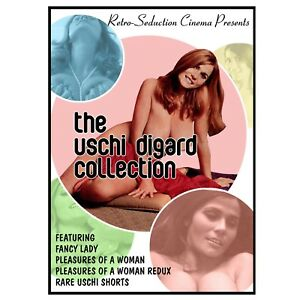 USCHI DIGARD COLLECTION (3 Films + Loops on 2-DVDs)