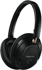Philips SHB7250 Wireless Bluetooth Headphones Headset NFC Black