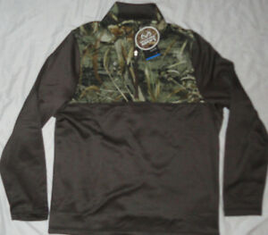 NEW! Under Armour Cold Gear Real Tree Max-5 Hunting Jacket Mens Large NWT!