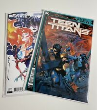 Teen Titans Future State #1 A & B Cover Set First App Red X Dc Comics Nm Hot🔥