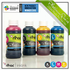 RIHAC Refill ink suits Brother LC203 LC205 LC207 cartridge MFC-J5620 J4620 CISS
