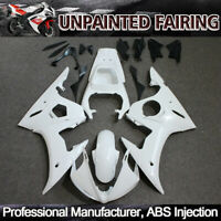 Fairing Kit For Yamaha YZF R6 2003-2004 / R6S 2006-2009 Unpainted ABS Injection