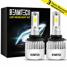 9006 LED Headlight Bulbs for Ford Expedition 2003-2006 Explorer 2004-2005 Lights