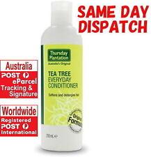 Thursday Plantation Tea Tree Everyday Conditioner 250ml Softens & Detangles Hair