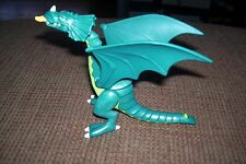 Playmobil Green Dragon Medieval Castle Knights