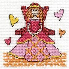 Dmc cross stitch kit-make a wish-être une princesse