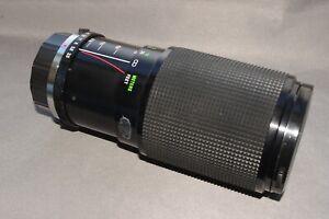 Vivitar 70-210mm f3.5 Series 1 Zoom Lens for Olympus OM Cameras