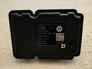 New VW Audi Seat Skoda ABS ESP Pump Module A3 S3 Golf Jetta GTI EOS Leon Octavia